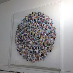 FL@33, contact@flat33.com, +44 (0)20 7168 7990 | Stereohype 2004–2014 | Exhibit: Button Badge Artwork