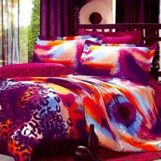 Colorful Bohemian Bedding Sets