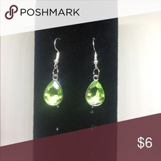 August Birthstone Earrings This your birthstone ? Or just your favorite color? It will look great either way!  #207  ✔️ Hypoallergenic DOES NOT green or Irritate even the most sensitive skin.  ✔️Lead and Nickel FREE ✔️Next Day Shipping (Except Weekends) 〰 I'll Notify You if Next Day Shipping is not doable.  ‼️Want to bundle ? Just send in your Bundle request and I'll give you your discounted price ‼️ ❤Thanks for stopping by❤ Jewelry Earrings