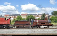 RailPictures.Net Photo: National Railway Museum Steam 0-4-0 at Shildon, United…