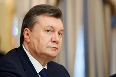 Viktor Fedorovych Yanukovych is a Ukrainian politician who served as the fourth President of Ukraine from February 2010 until his removal from power in February 2014. He is currently in exile in Russia and wanted by Ukraine for high treason.