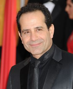 Tony Shalhoub Curly Short Hairstyle - Hairstyle Ideas for Men