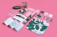 Starting with the idea that new, undiscovered music is like some rare animal, the design is built around a tropical plant visual, created by young painter Eleriin Ello. Somewhat unexpected pink colour and distinctive typography complete the identity, whic…