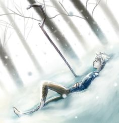 fanart, rise of the guardians, and frost image