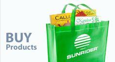 Sunrider Products