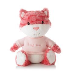 Valentine's Day, a day for plush, huggables for your sweetheart