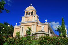 Parroquia Nuestra Senora de la Monserrate, Moca