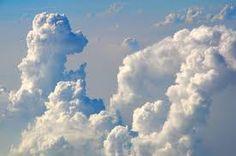 Resultat d'imatges de nubes con formas