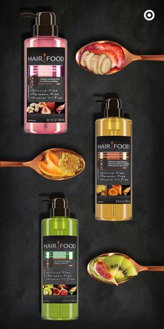 Great for hair health, new Hair Food products provide nourishment to give hair volume, moisture & a deep-down clean. Plus, they're totally free of parabens, mineral oils, and only available at Target.