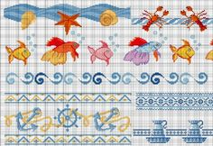 Thrilling Designing Your Own Cross Stitch Embroidery Patterns Ideas. Exhilarating Designing Your Own Cross Stitch Embroidery Patterns Ideas. Cross Stitch Sea, Cross Stitch Borders, Simple Cross Stitch, Cross Stitch Animals, Cross Stitch Designs, Cross Stitching, Embroidery Applique, Cross Stitch Embroidery, Embroidery Patterns