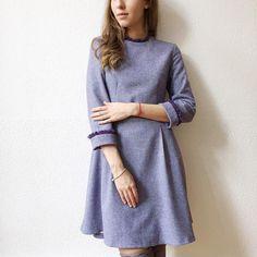А у нас новое платьице Be trendy! Из тонкой шерсти.  Приятная расцветка, приятная ткань Размеры XS, S, M  Цена 6500₽