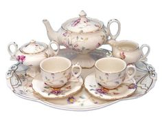 Vintage Tea Set - My cup of tea