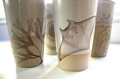 Sea Cups - stoneware