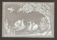 parchment- Double Swan.jpg (435×306)