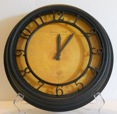 Sterling Amp Noble Clock Company Registration Serial No