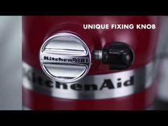 Video of Artisan KitchenAid Mixer