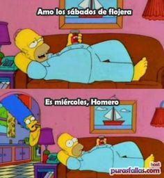 Homero..los simpson!