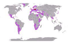 Odkryłem 17.79% świata #mytravelmap