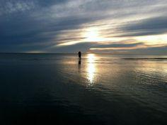 Sunset Mexico Beach florida
