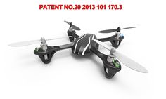 The Hubsan X4 (H107) quadcopter. Considered a great cheap trainer drone for people who want to use a Phantom DJ2 or similar with their GoPro.