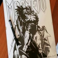 #Magneto #wallpaper #drawing #draw #sketchbook #sketch #marvel #comics