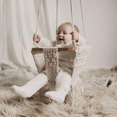 Micro Creche, Baby Swings, Baby Hammock, Rope Hammock, Hammock Swing, Baby Arrival, Boho Baby, Baby Hacks, Having A Baby