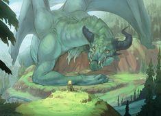 Mythological Creatures, Fantasy Creatures, Mythical Creatures, Fantasy Dragon, Fantasy Art, Aliens, Dragon Anatomy, Giant Animals, Dragon Artwork