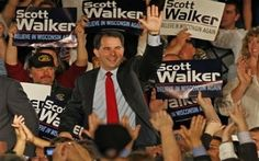 Wisconsin election, Republican Scott Walker Wins Wisconsin Recall Election