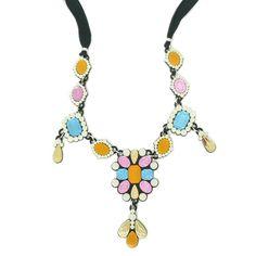Elizabeth necklace   Yazbukey