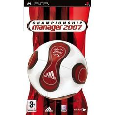 Championship Manager 2007 PSP -- Learn more by visiting the image link. (This is an affiliate link). Wii, Championship Manager, Xbox, Videogames, Fifa Games, Playstation Portable, Website Header, New Video Games, Transfer Window
