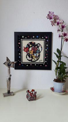Glasmalerei, glaspaint,vog art galery , orsolya vadasz