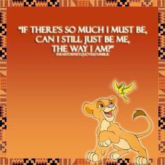 The Lion King ll  ~We Are One~
