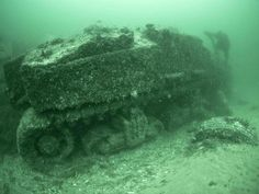 Off the coast of France an international team is exploring a hidden battlefield, looking for the secrets of how the greatest naval mission in history unfolded. Buried here is a treasure trove of...