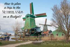 Zaanse Schans - Zaandam, Netherlands - World Traveling Military Family Us Travel, Family Travel, Germany Europe, European Travel, Day Trip, Where To Go, Trip Planning, Netherlands, Places To Go