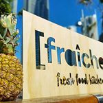 Signage arrived🍍✌Not long now and we'll be open! 📸@andyjcarley #fraichekitchen4217 #lifeisgood #surfersparadise #newvenue #healthyeating #freshfood #healthyfood #healthylifestyle #coffeelovers #gccoffee #coffee #lowcarb #superfood #goldcoast #goodvibes #fruits