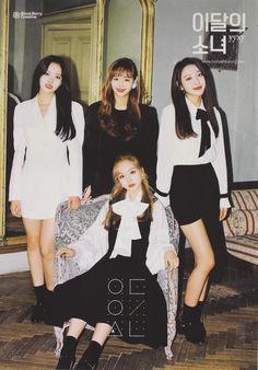 Kpop Girl Groups, Korean Girl Groups, Kpop Girls, Extended Play, I Love Girls, These Girls, Olivia Hye, Seulgi, K Idols