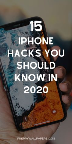 Discover the best iPhone hacks for From Dark Mode to hiding secret photos and setting up Guided Access, here are 15 iPhone Tips & Tricks you need to know. Original Iphone Wallpaper, Iphone Wallpapers, Best Iphone, Iphone 11, Settings App, Iphone Hacks, Tiny Prints, Health App, Technology