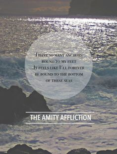 ♛❁☯☾The Amity Affliction ♛❁☯☾