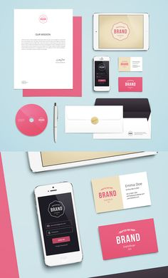 28 Great Ideas for Graphic Design Mockup Templates . New Free Psd Mockup Templates for Designers 25 Mockups Graphic Design Brochure, Branding Design, Business Card Mock Up, Mockup Templates, Stationery, Corporate Identity, Office Logo, Wall Logo, April 3