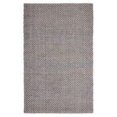 Traliccio Slate & Natural Rug | AllModern. 5X8. $173.99. 100% Jute. 100% Recycled Content. Made in India. Slate color. Wayfair.com