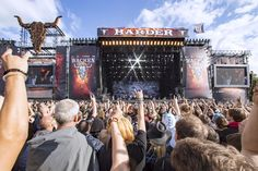 75.000 fans celebrated the world's largest heavy metal festival. #RIEDEL supported the Wacken Open Air with a media and communications network once again.