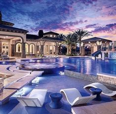 41 New Step By Step Roadmap For House Goals Mansions Dream Homes Luxury 18 – Dec… - Traumhaus Luxury Swimming Pools, Luxury Pools, Dream Pools, Swimming Pool Designs, Dream Home Design, House Design, Dream Mansion, Luxury Homes Dream Houses, Mansions Homes