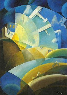 Tullio Crali (1910-2000, Italy)