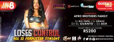 Loses Control Friday 08 July At Queen's Club