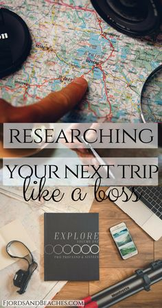 Travel research, the best ways to research your next trip, how to research a destination.