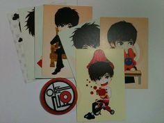 miniCARD   @ 30K IDR (8ea)   created by +Ratna Har (Little Lumut)   4 USD