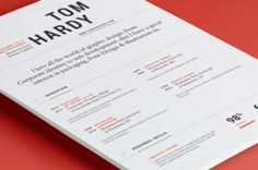 A new colorful and striking resume letter template. Easily add your own content and make it your own....