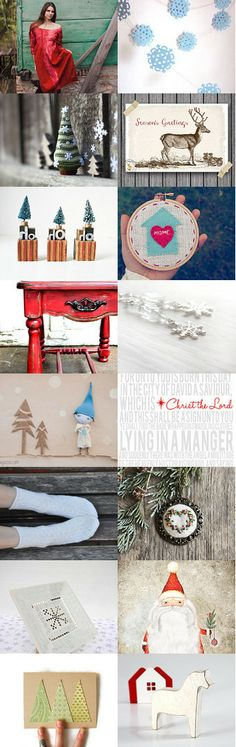 Christmas))) by Olga on Etsy--Pinned with TreasuryPin.com