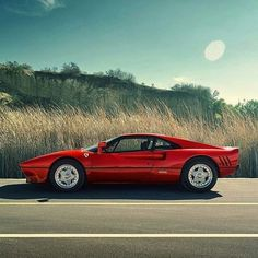 Earlier this year, I was given the distinct honor of spending two days with the final Ferrari 288 GTO ever made;the car that was personally requested by Enzo Ferrari to be built for Formula 1 racing legend Niki Lauda, sixmonths after the original run of… Ferrari 288 Gto, Ferrari Car, Ferrari 2017, Classic Sports Cars, Classic Cars, Lamborghini, Automobile, Auto Retro, Fast Cars