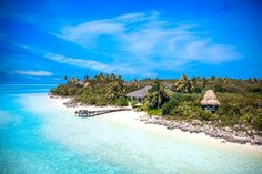 10 hotels on private islands via @tripadvisor